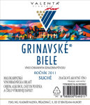 Etiketa GRINAVSKE